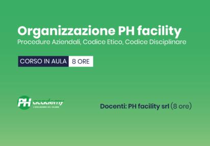 Organizzazione PH Facility